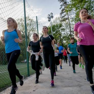 Antrenamente Maratonul Internațional Sibiu 2018