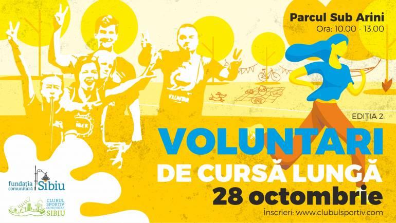 Înscrieri cros Voluntari de Cursă Lungă, ed. 2